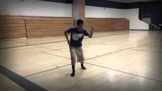 """Ace Hood - I Need Your Love (ft. Trey Songz) Dance freestyle by Romeo Tauch"