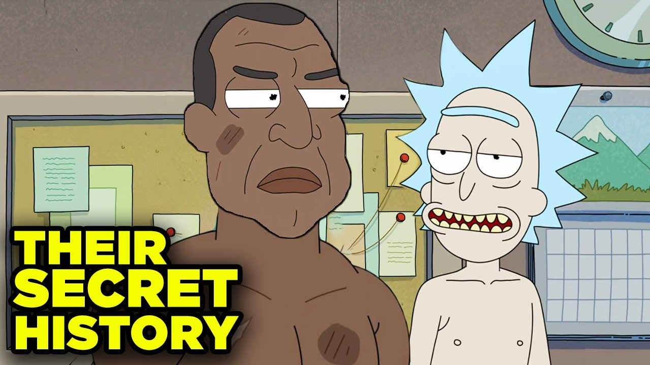 Rick and Morty 5x06 REACTION: Rick vs President Conspiracy History?