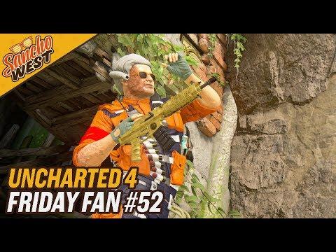 Uncharted 4 MP Friday Fan Loadout #52   CRASH BANDICOOT Loadout!