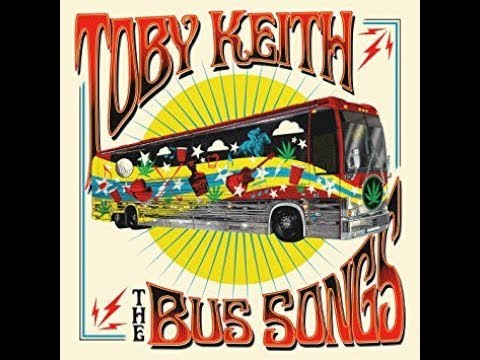 Toby Keith The Bus Songs CD Review