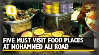 Five Must-Visit Food Places on Mohammed Ali Road - The Quint