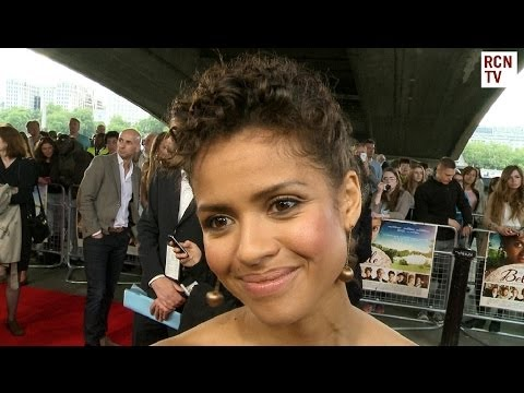 Gugu Mbatha-Raw Interview Belle Premiere