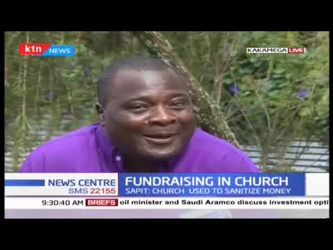 Fundraising in Church: Anglican Church bans fundraising
