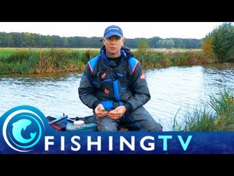 Nick Speed's TIPS when using the method feeder - Fishing TV