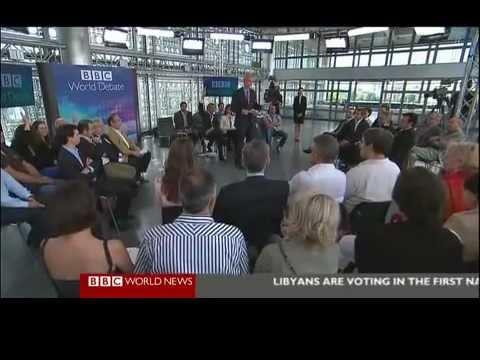 120706 BBC World Debate   Syria
