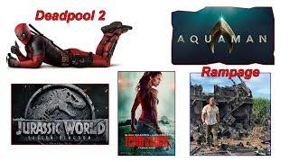 Video 10 Cinema Box Office 2018 || Prediksi Film yang akan tayang di Tahun 2018 download MP3, 3GP, MP4, WEBM, AVI, FLV Agustus 2018