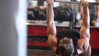 Tricep workout for maximum definition