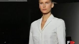NARCISO RODRIGUEZ Full Show Spring Summer 2006 New York by Fashion Channel
