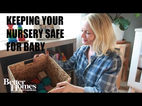 Some Tips to keep Toddlers Secure