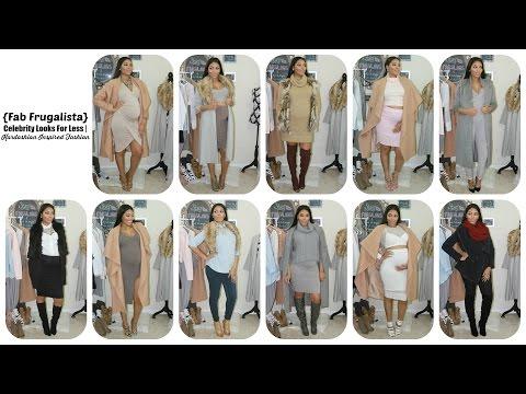 {Fab Frugalista} Celebrity Looks For Less | Kardashian Inspired Fashion