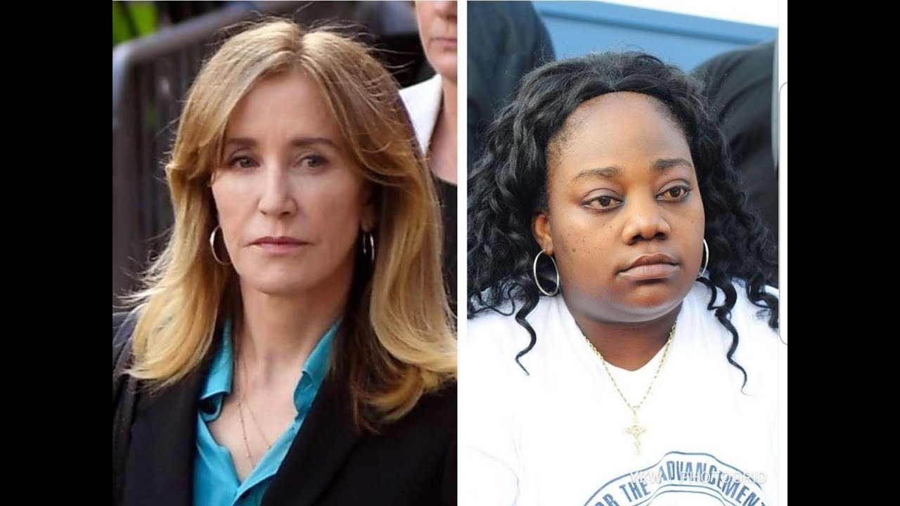 They Lied To You About Felicity Huffman and Tanya McDowell