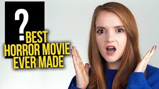 WHAT IS THE BEST HORROR MOVIE EVER MADE ?  |  spooky astronauts