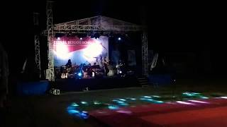 Perform HULUBALANG KUCING ITAM di acara vestifal bekudo bono 2019 - BUJANG SIAL
