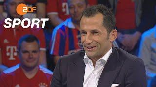 """Salihamidzic: """"Kovac hat meine volle Unterstützung""""  das aktuelle sportstudio - ZDF"""