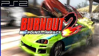 Longplay [PS2] Burnout 2: Point of Impact