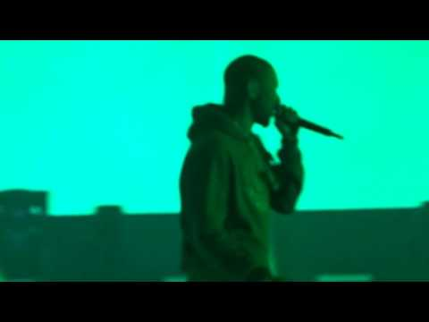 Drake - KMT  ft Giggs - Live at ZiggoDome Amsterdam 2017