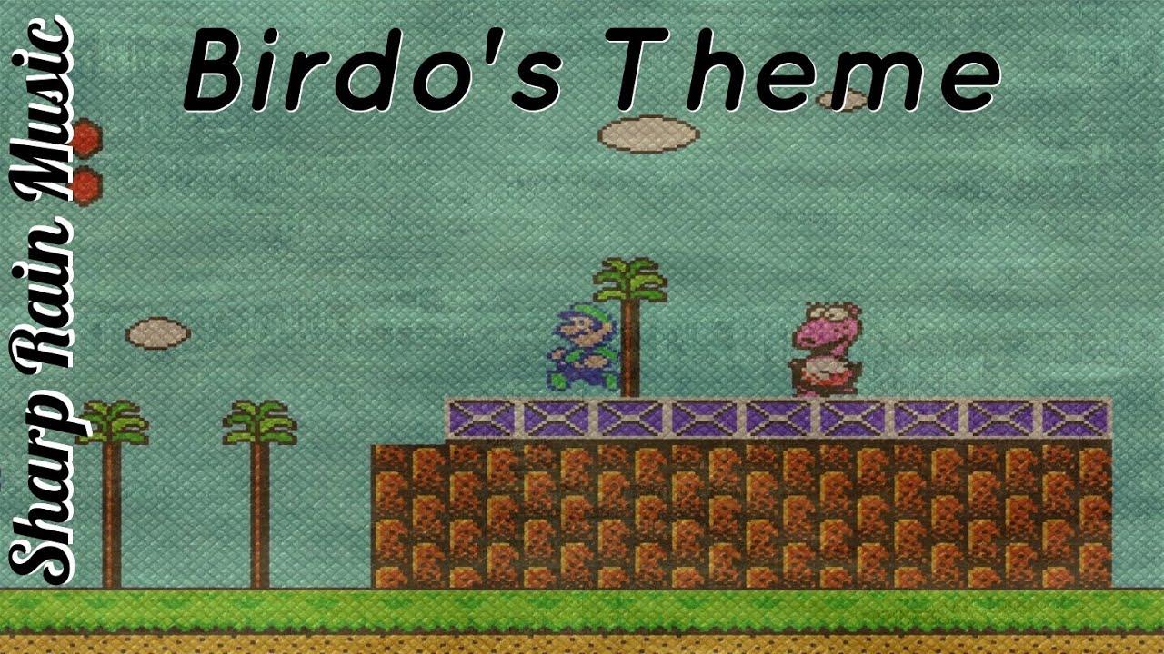 Super Mario Brothers 2 Birdo Boss Theme Metal Version Youtube