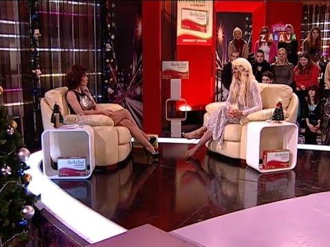 Jelena Karleusa - Dobro vece Srbijo (30.12.2012) // CELA EMISIJA