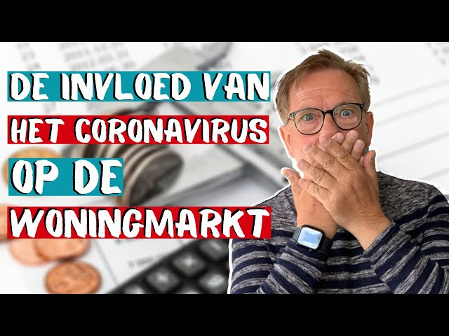 Coronavirus, coronacrisis en de woningmarkt - 1 maand later