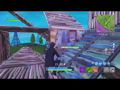 Fortnite: When weathering the storm just for a scar pays off
