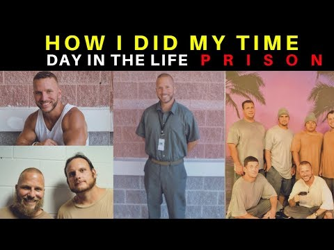 What Is A Typical Prison Day For A Federal Inmate?