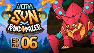 YOU HAVE A VOLCANION?! | Pokémon Ultra Sun Randomizer Nuzlocke - Episode 06