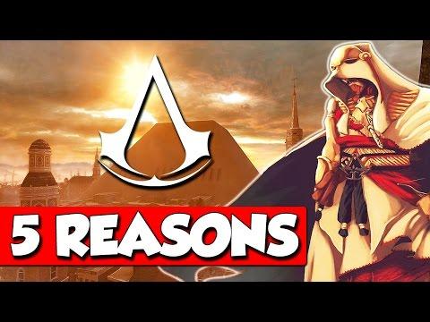 5 Key Reasons Assassin's Creed is Skipping 2016