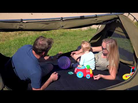 Adventure Kings Big Daddy Deluxe – Plenty of Room for the Family!