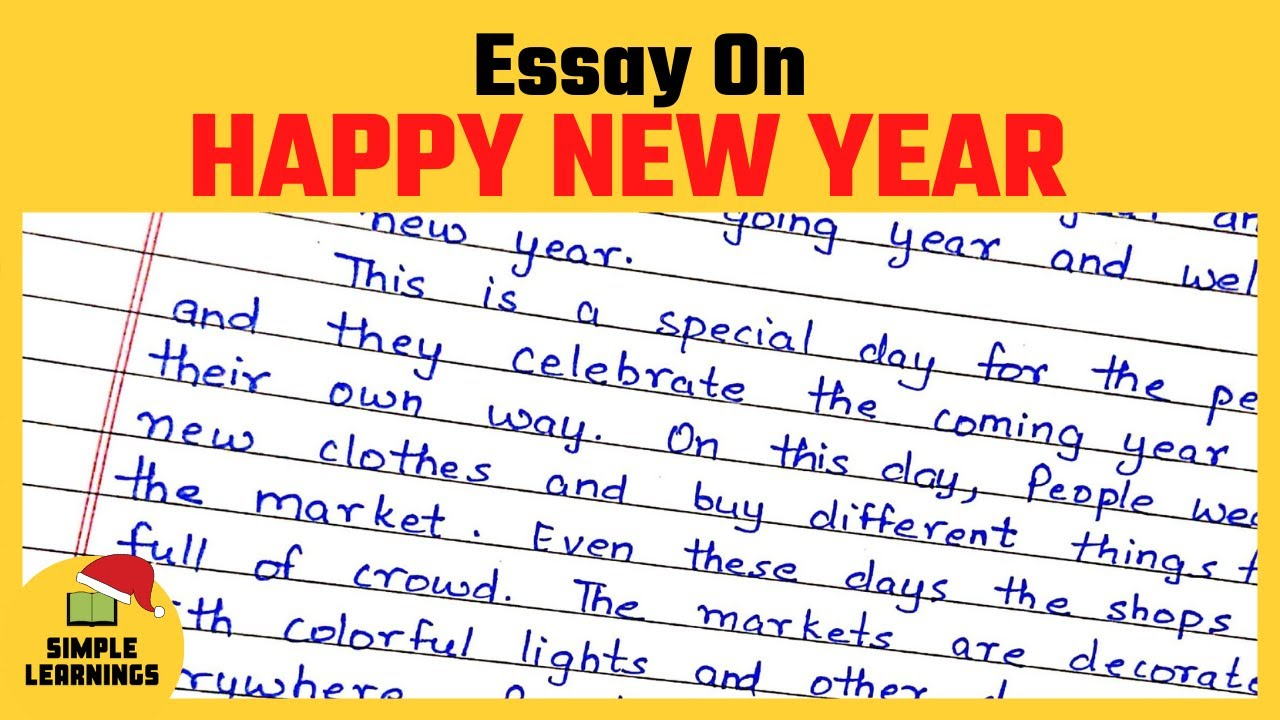 Celebration of new year essay pay to do popular critical essay on lincoln