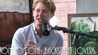 ONE ON ONE: The Crookes - Backstreet Lovers October 24th, 2014 Outlaw Roadshow Session