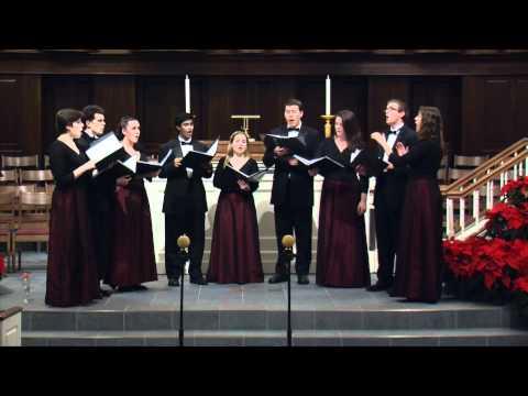 Adoramus Te Palestrina  Christopher Wren Singers  Christmas 2011