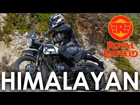 Royald Enfield Himalayan 2018: Prueba a fondo