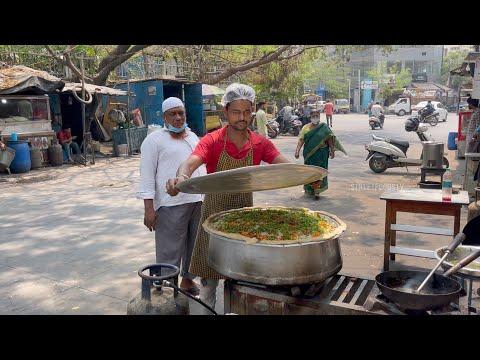 Street Side Chicken Biryani | Street Food