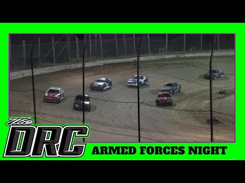 Moler Raceway Park | 5/25/18 | Armed Forces Night | The DRC Compacts