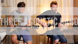 Three Acoustic Band - RENT (Pet Shop Boys cover)