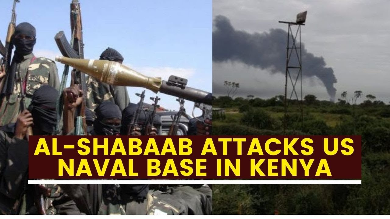 Al-Shabaab attacks US Naval Base in Kenya | NewsX