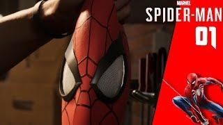 Spider-Man a du travail - [LP] Spider-Man PS4 (ft.Pika) #1