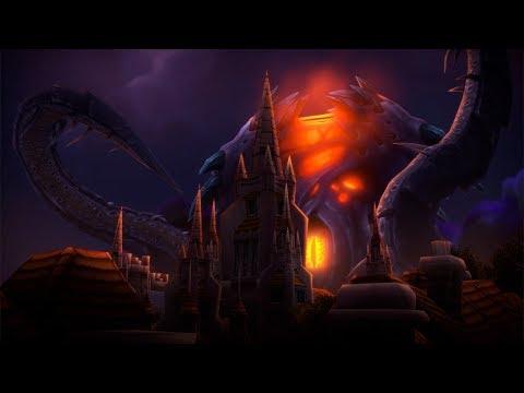 Disponible En Jeu : Visions De N'Zoth (VF) | World Of Warcraft