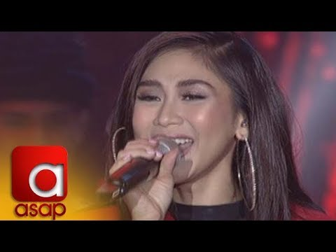 """ASAP: Sarah Geronimo's rendition of """"Sorry Not Sorry"""""""