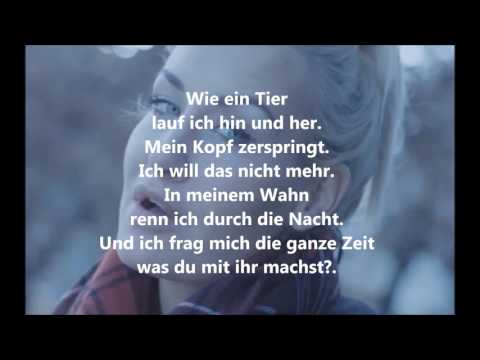 Sarah Connor -  Kommst du mir ihr (lyrics)