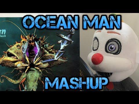 Ennard Sings Ocean Man + Original Song MASHUP