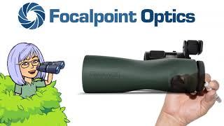 Swarovski Optik New NL Pure Binocular