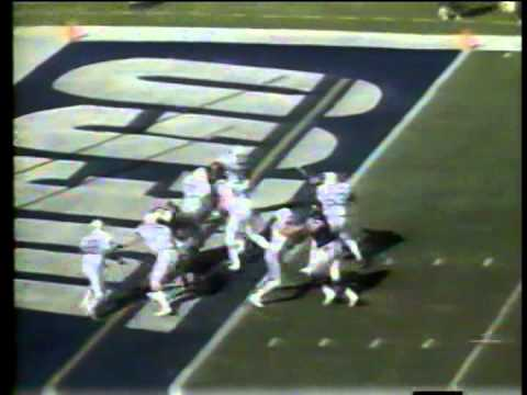 Colts vs. Chargers, 1992