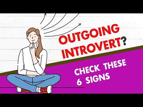 These 6 Signs Indicate You Are An Outgoing Introvert