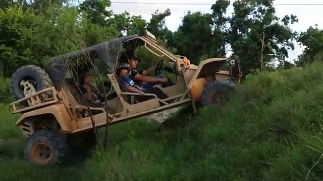 Tomcar In The Mud W Texas Nfa Gun Trust