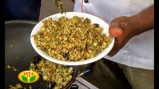 Making Of Paneer Poriyal & Kovai Kothu Kozhi