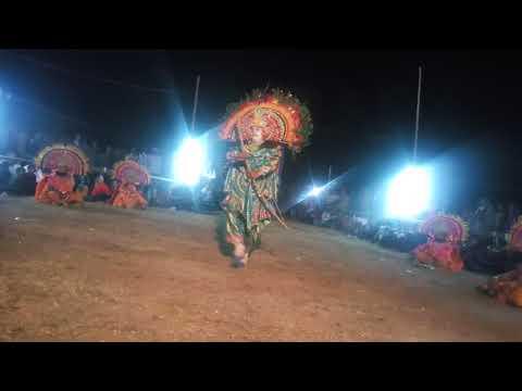 Samiran karmakar er chhau dance