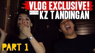 KZ TANDINGAN EXCLUSIVE INTERVIEW - AUTO TUNE? PART 1 of 2 [#VlogNiRaffy EP 21]