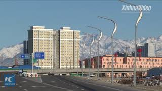 China section of Western Europe-Western China Expressway fully opens to traffic