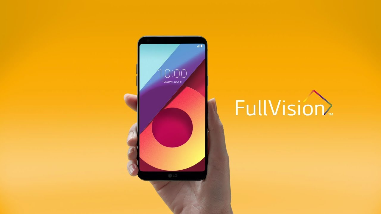 Lg Q6 Full Vision 3 Mirror Youtube